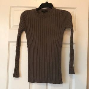 Cable-knit Blouse